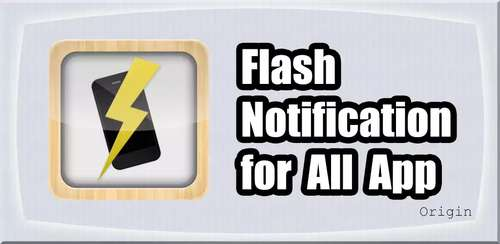 Flash Notification + v1.8.4