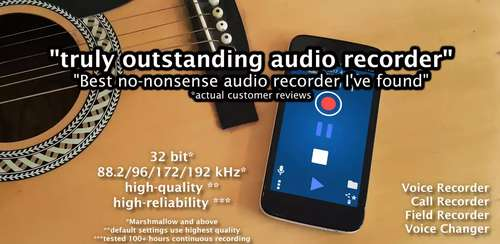Amazing MP3 Recorder v0.10.41