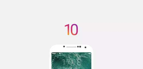 Lock Screen IOS 10 v2
