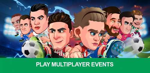 Head Soccer Heroes 2018 – Football Game v1.5.7 + data