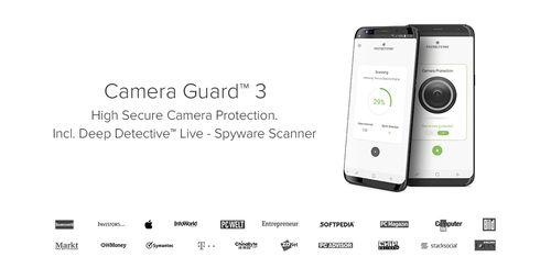 Camera Guard™ 3 Webcam Blocker & Anti-Spyware v3.0.8