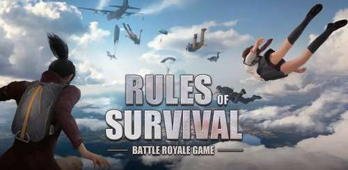 RULES OF SURVIVAL v1.133051.134916 + data