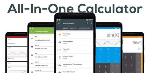 All-In-One Calculator v1.6.6