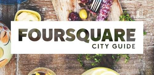 Foursquare City Guide v11.16.5