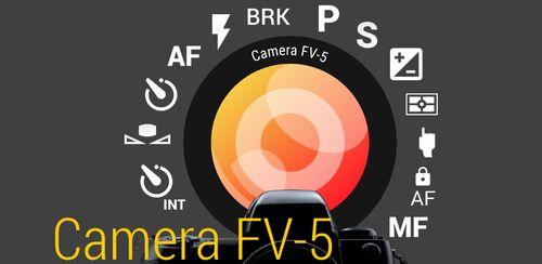 Camera FV-5 v5.0.8