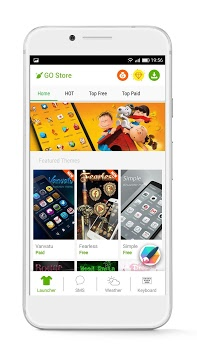 GO Launcher – Free Themes & HD Wallpapers v3.01