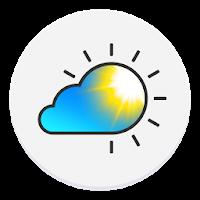 نرم افزار پیش بینی آب و هوا با گرافیک زیبا آیکون