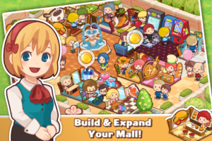 تصویر محیط Happy Mall Story: Sim Game v2.3.1