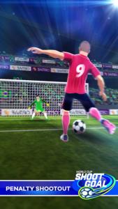 تصویر محیط Shoot Goal: World Leagues Soccer Game v2.1.13