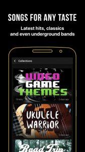 تصویر محیط Ultimate Guitar: Chords & Tabs v5.12.3