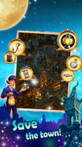 تصویر محیط Clockmaker – Match 3 Mystery Game v53.5.0