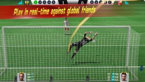 تصویر محیط Soccer Shootout v0.9.1