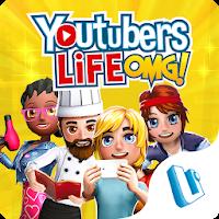 بازی جالب شبیه ساز زندگی یوتیوبرها آیکون