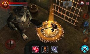 تصویر محیط Dungeon and Demons – Offline RPG Dungeon Crawler v2.0.6
