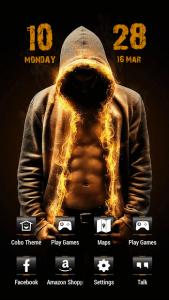 تصویر محیط Cobo Launcher Easily DIY Theme v2.5.6