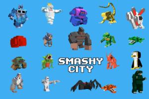 تصویر محیط Smashy City v2.4.3.1