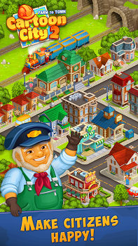 Cartoon City 2: Farm to Town v1.39