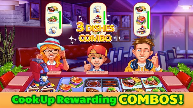 Cooking Craze – A Fast & Fun Restaurant Chef Game v1.14.0