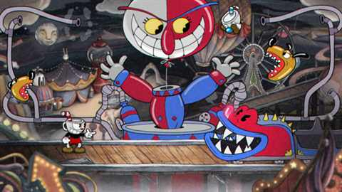 Cuphead Mobile v0.1.1