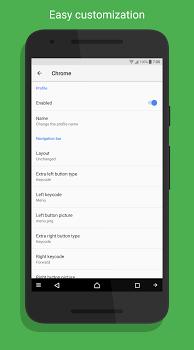 Custom Navigation Bar v0.8.4