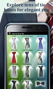 How to Tie a Tie v4.0.2