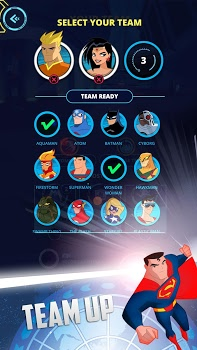 Justice League Action Run v2.06 + data
