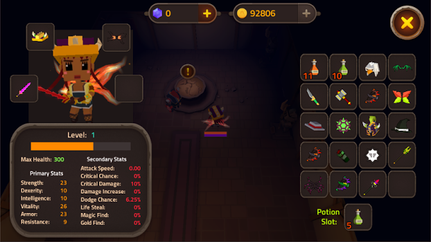 King of Raids: Magic Dungeons v2.0.72