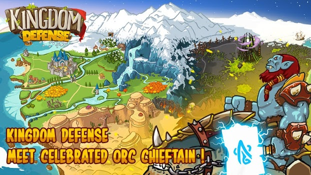 Kingdom Defense: Epic Hero War v1.14
