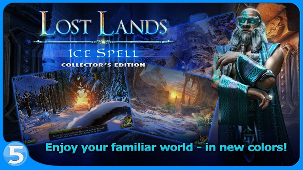 Lost Lands 5 (Full) v1.0.2 + data