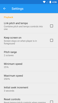 Music Speed Changer v7.11.10