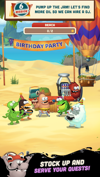 Oil Hunt 2 – Birthday Party v2.1.1