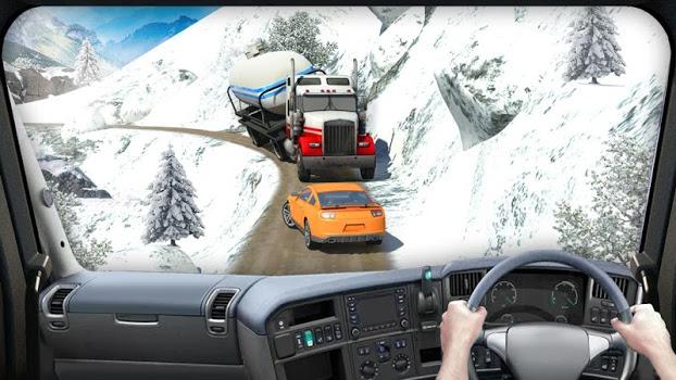 Oil Tanker Truck Simulator: Hill Climb Driving v1.2