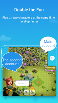 Parallel Space – Multiple accounts & Two face v4.0.8608