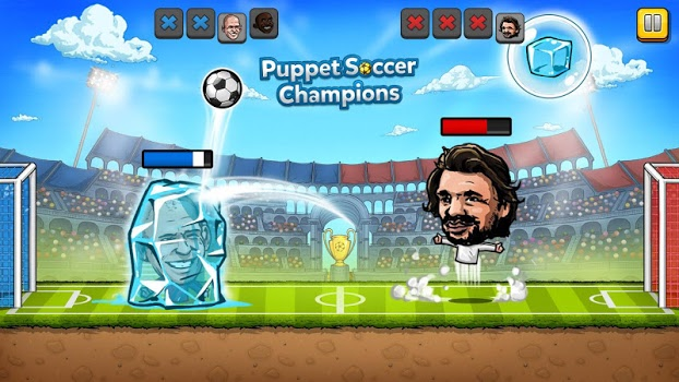 ⚽ Puppet Soccer Champions – League ❤️🏆 v2.0.26
