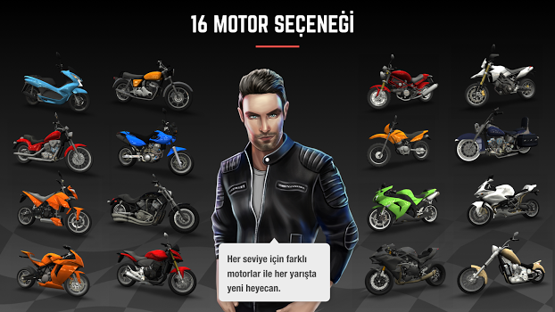 Racing Fever: Moto v1.2.9