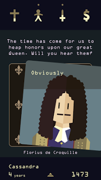 Reigns: Her Majesty v1 build 25
