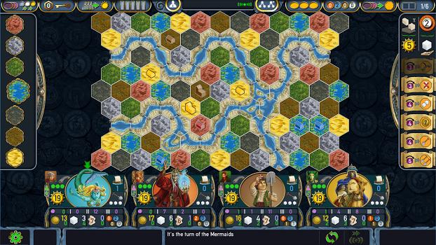 Terra Mystica v42