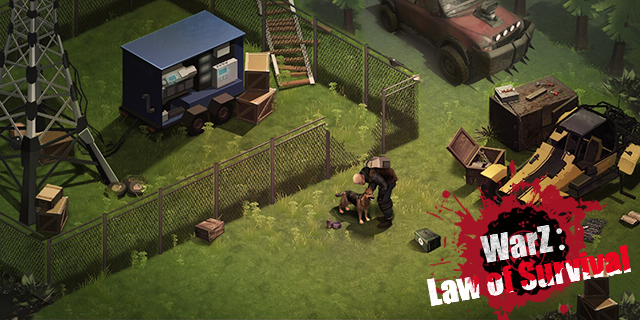 WarZ: Law of Survival v2.1.3 + data