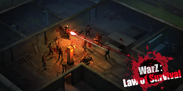 WarZ: Law of Survival v2.0.3 + data