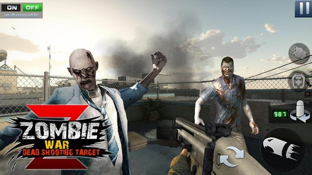 Zombie War Z : Hero Survival Rules v1.8