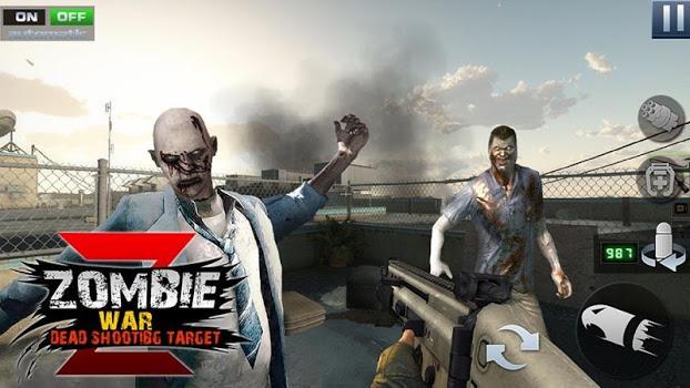 Zombie War Z : Hero Survival Rules v1.6