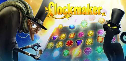 Clockmaker – Match 3 Mystery Game v50.33.1