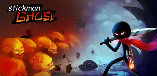 Stickman Ghost: Ninja Warrior v1.3