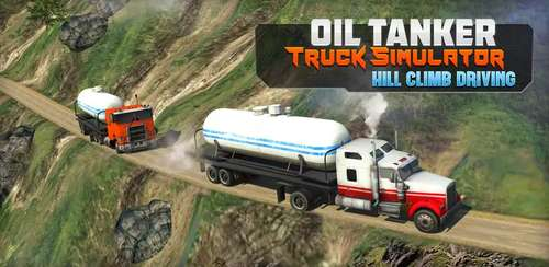 Oil Tanker Train Simulator v1.2