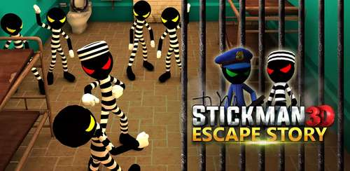 Stickman Escape Story 3D v2.9