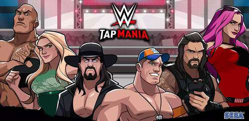 WWE Tap Mania: Get in the Ring in this Idle Tapper v17811.22.1