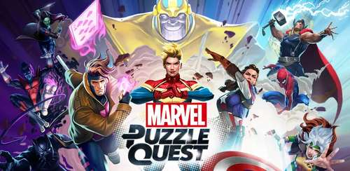 Marvel Puzzle Quest v159.452258