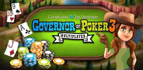 Governor of Poker 3 – Texas Holdem Poker Online v5.9.0