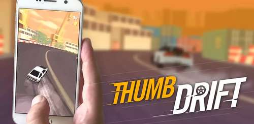 Thumb Drift – Fast & Furious One Touch Car Racing v1.4.96