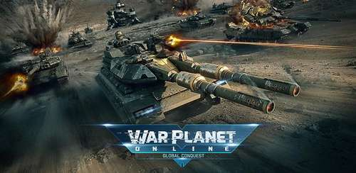 War Planet Online: Global Conquest 1.3.1b